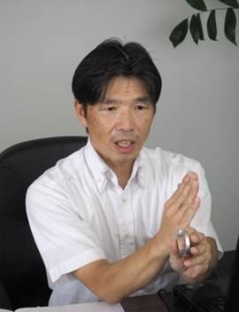 業務部次長 宮崎道裕さん