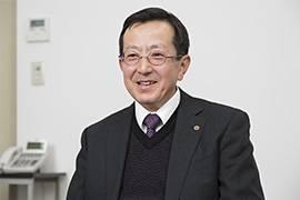 代表取締役の石井成人さん
