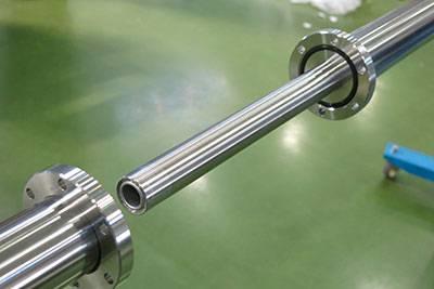 経済産業大臣認定品の真空断熱配管(VJP)