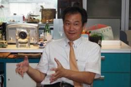 取締役副社長 中川健太さん