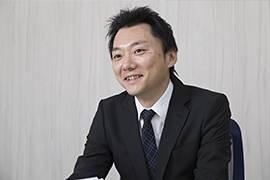 総務部副部長の和田耕一さん